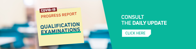 Qualifications examinations progress report